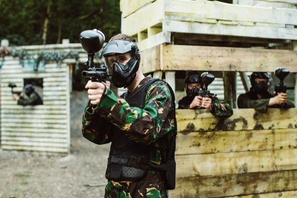 Paintball Archery in Southend on Sea