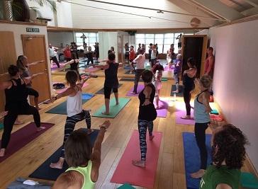 Southend on Sea Shambhala Studio Yoga