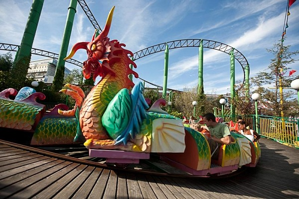 Theme Parks in Southend on Sea