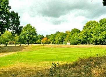 Southend on Sea Belfairs Golf Club
