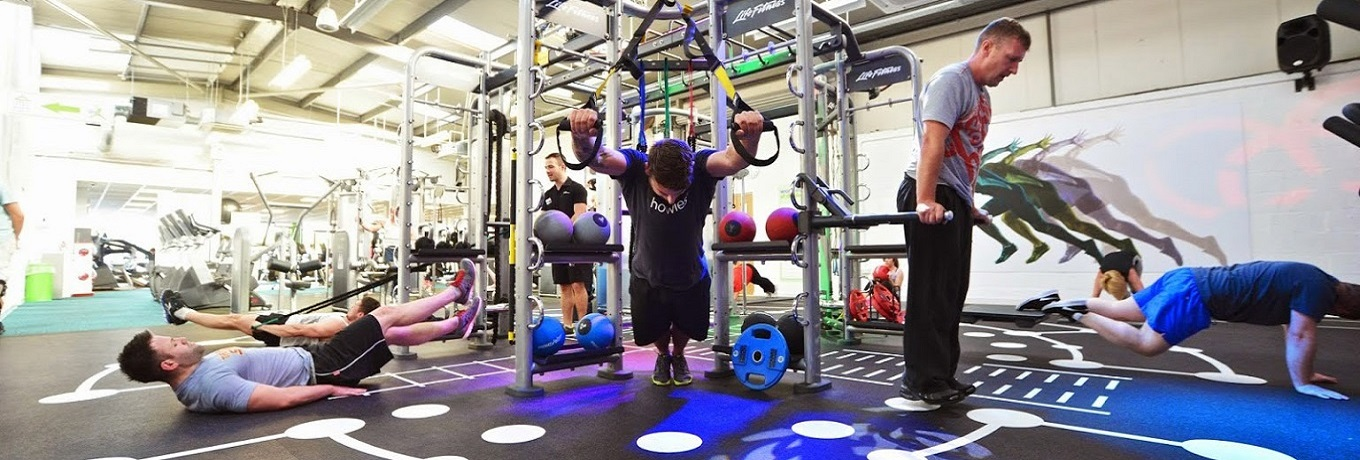 Fitness, Yoga & CrossFit in Southend on Sea