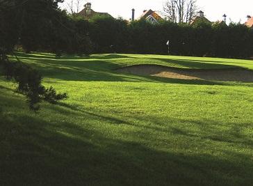 Southend on Sea Thorpe Hall Golf Club