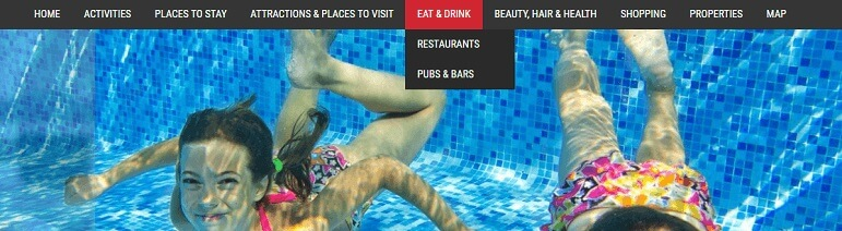 Drop Down menus Advertise with us What's on in Southend on Sea